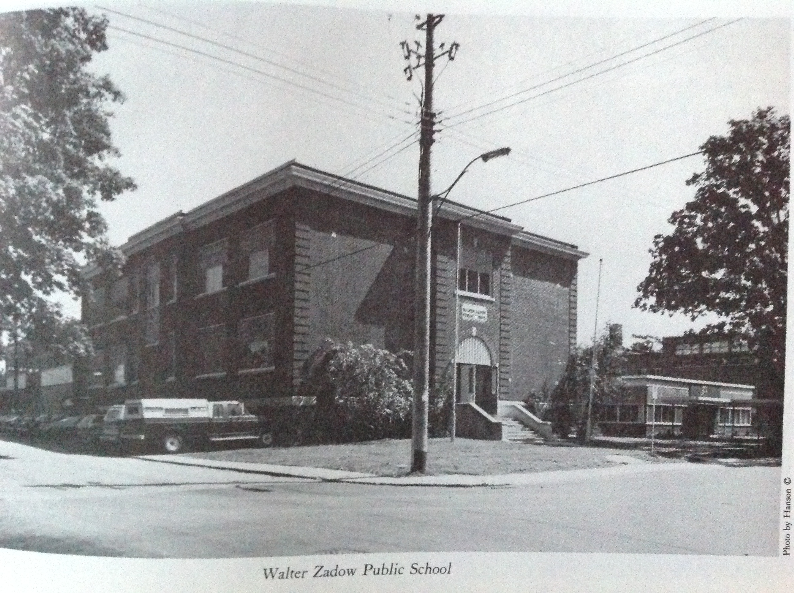 Historic Picture Of the School